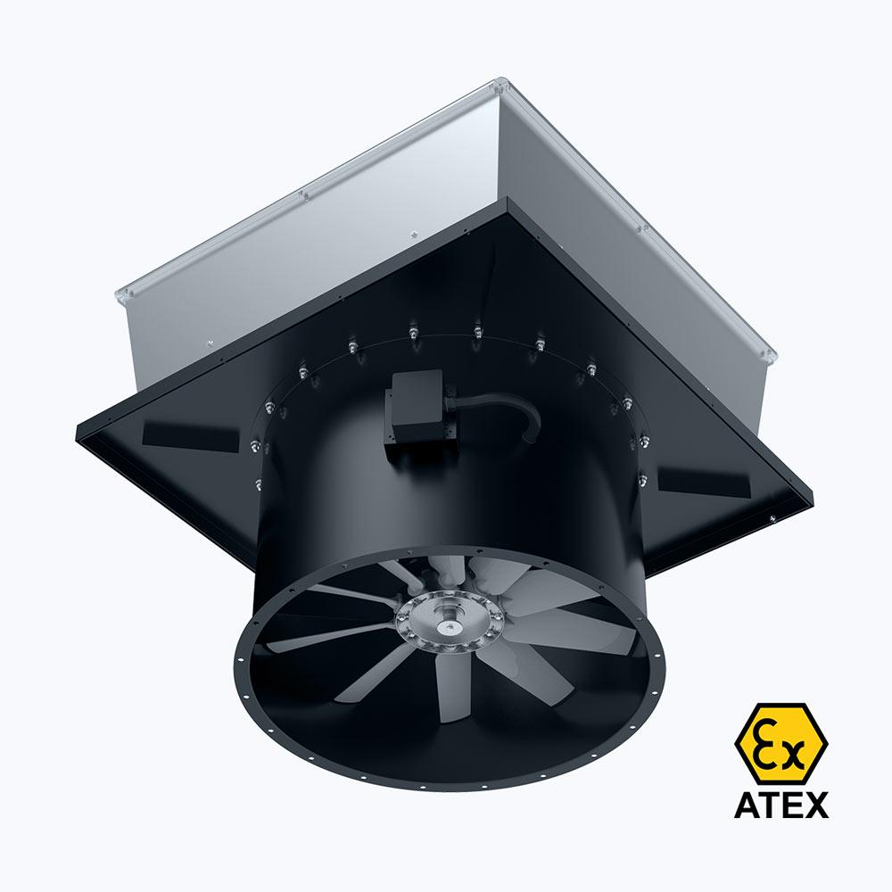 3.1.2 Roof AV Atex Bottom