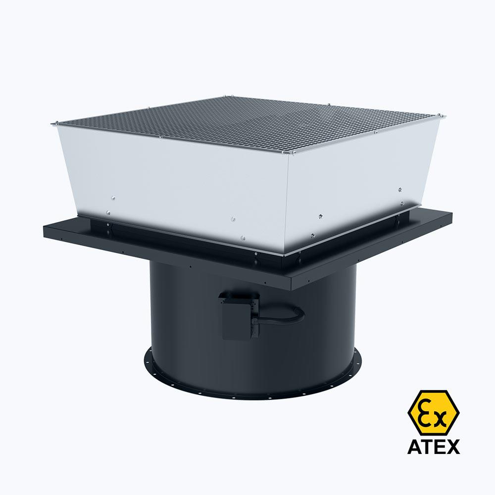 3.1.2 Roof AV Atex Top