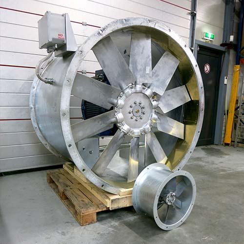 VN-Duct HD 1406 T-45 KW